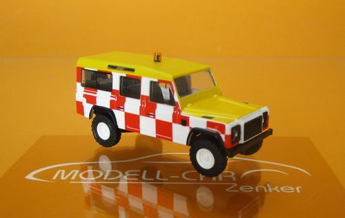 "Land Rover Defender 110 ""Follow-me"" (UK) - Rechtslenker"