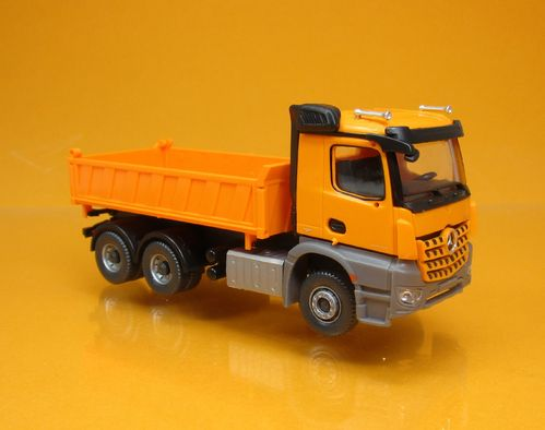 Mercedes-Benz Arocs Dreiseitenkipper - orange