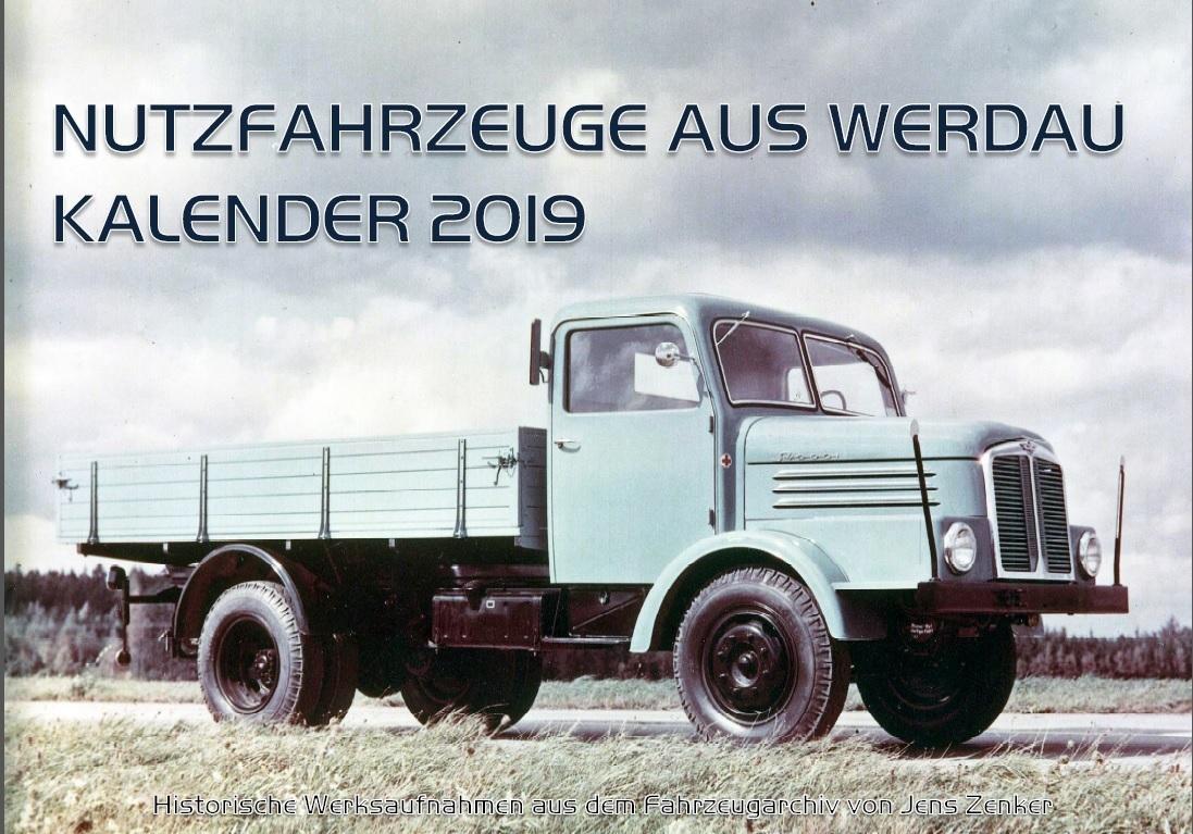 modell car ifa kalender 2019 nutzfahrzeuge aus. Black Bedroom Furniture Sets. Home Design Ideas