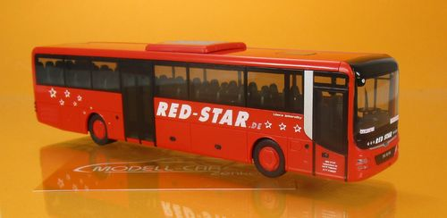 MAN Lion´s Intercity Red Star (1:87)