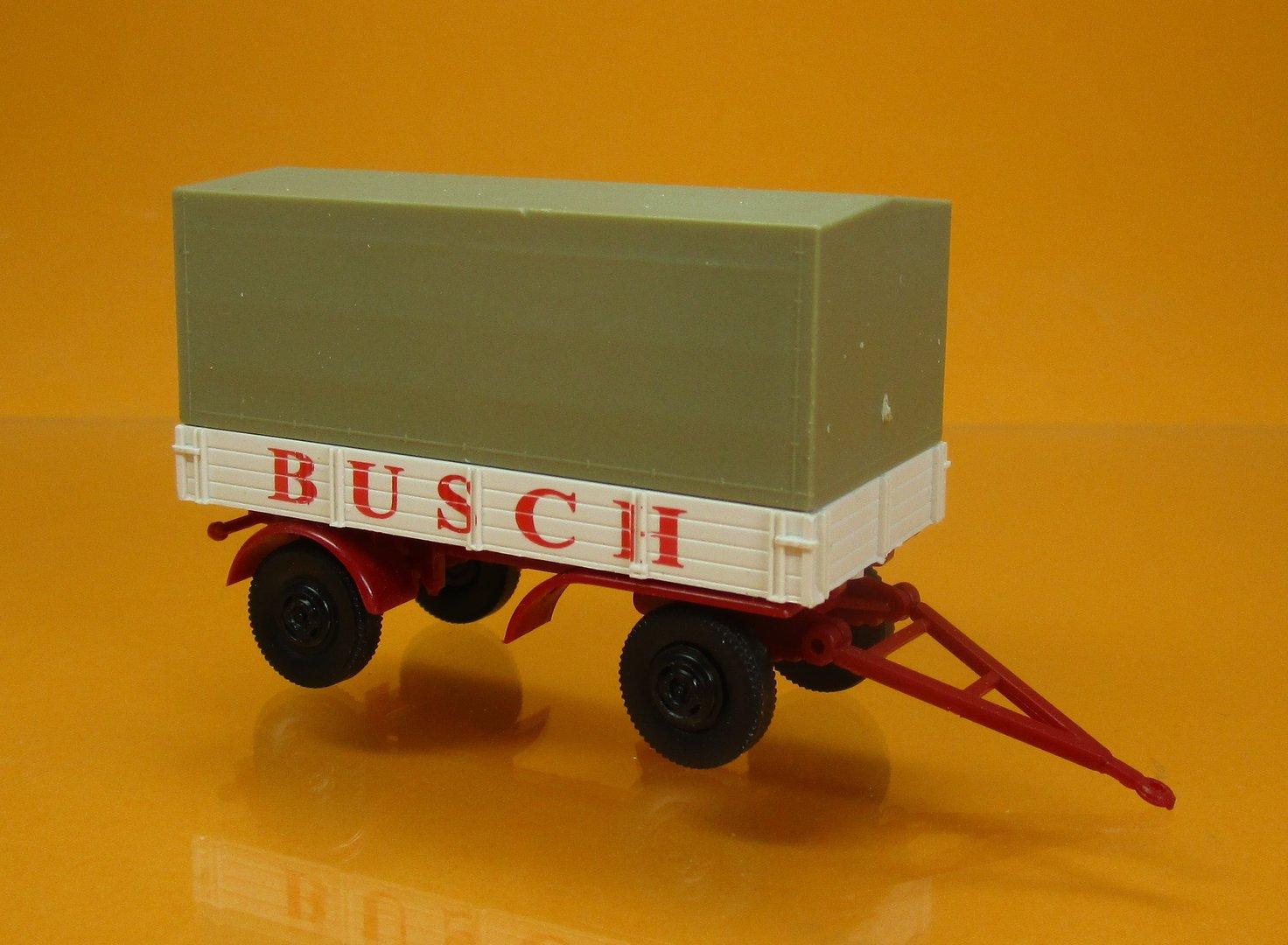 modell-car-zenker.de PP-Leichtanhänger (2achs) Zirkus Busch - DDR ...