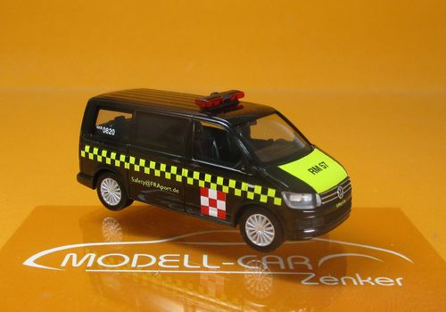 "VW T6 Multivan ""Fraport Safetycar"" 1:87"