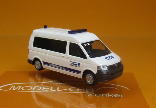 VW T5 THW Bad Homburg H0