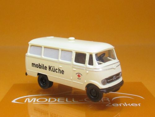 "MB O 319 Bus ""DRK mobile Küche"" 1:87"