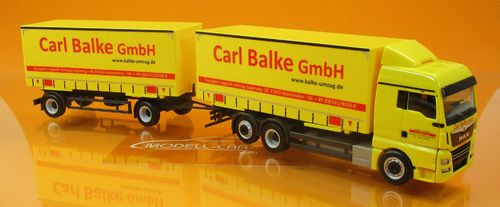 MAN TGX XLX WP-HZ Carl Balke 1:87