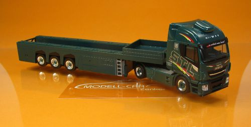 Iveco Stralis XP HiWay Innenlader-SZ STL 1:87