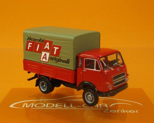 OM Lupetto PP Fiat Ricambi 1:87