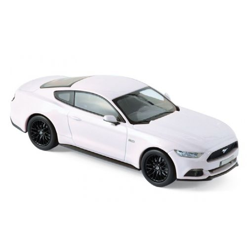 Ford Mustang 2016 - White Scale 1/43