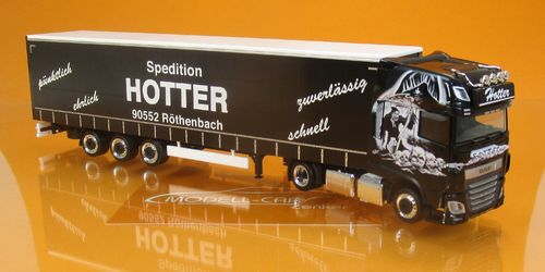 DAF XF SSC facelift LoLiSzg Spedition Hotter 1 87