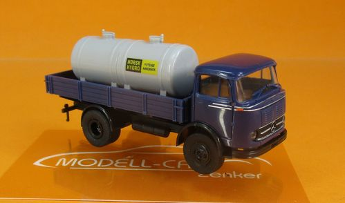 MB LP 328 mit Tank Norsk Hydro 1:87