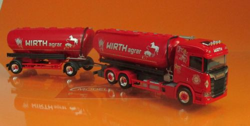 Scania CR ND Eutersilo-HZ Wirth Agrar 1:87