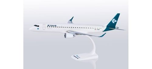 Herpa 612562 Air Dolomiti Embraer E195-I-ADJO-new colors 1:100