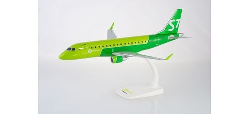 Herpa 612586 S7 Airlines Embraer E170 1:100