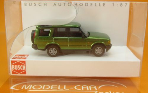 Land Rover Discovery II grünmet. 1:87