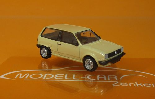 VW Polo II Fox (1981) beige 1:87