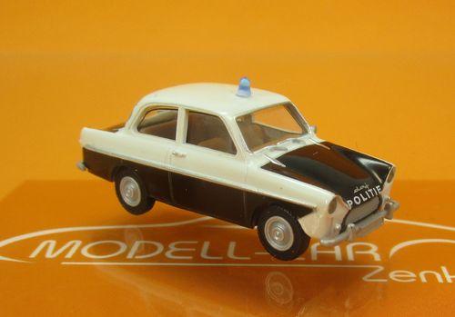 1//87 Brekina DAF 600 schwarz 27721