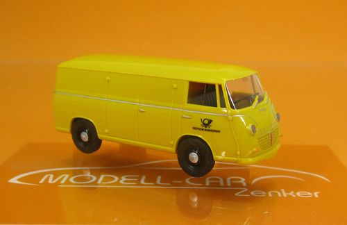 Goliath Express 1100 Kasten Deutsche Post 1:87