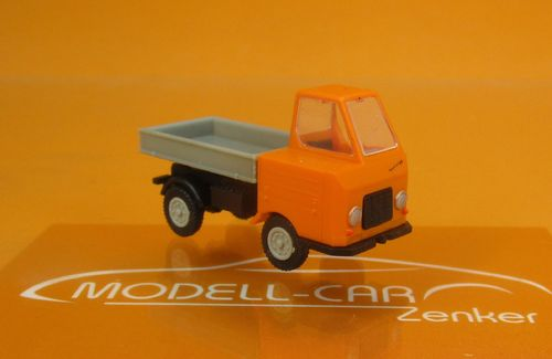 Multicar M 22 Dreiseitenkipper Orange 1:87