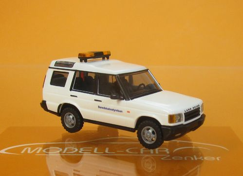 Land Rover Discovery II THW Dänemark 1:87