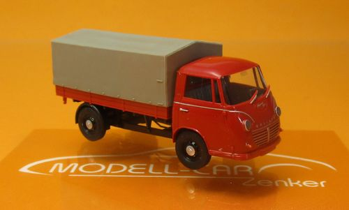 Goliath Express 1100 PP-LKW Hellrot 1:87