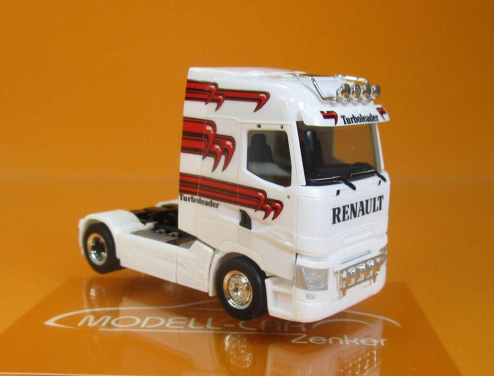 Herpa 311731 Renault T Zugmaschine Turboleader