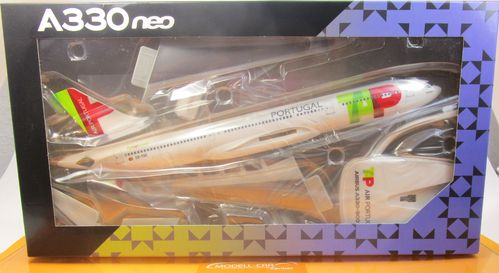 TAP Air Portugal Airbus A330-900 neo CS-TUC Nuno Gonçalves 1:200