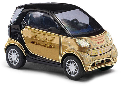 Smart Fortwo 07 Circus Roncalli 1:87