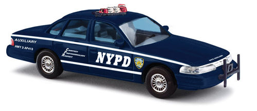 Ford Crown Victoria US Police 1:87