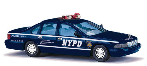 Chevrolet Caprice NYPD Auxiliary Police 1:87