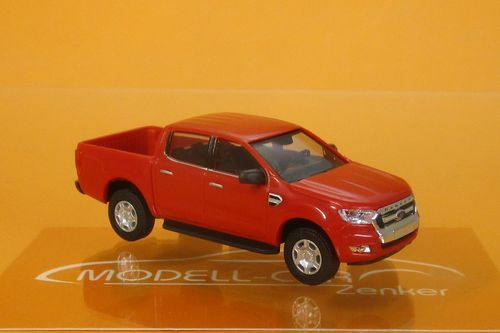 Ford Ranger Pick-up rot 1:87