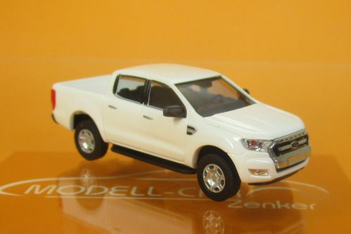 Ford Ranger Pick-up weiß 1:87