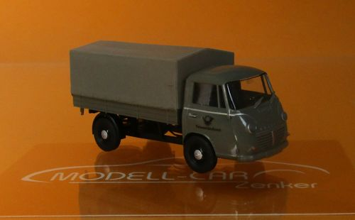 Goliath Express PP-LKW Fernmeldedienst 1:87