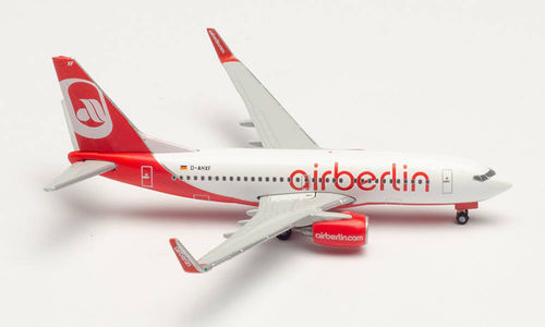 airberlin Boeing 737-700 D-AHXF 1:500