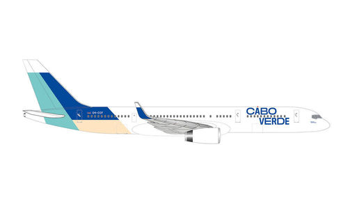 Cabo Verde Airlines Boeing 757-200 D4-CCF