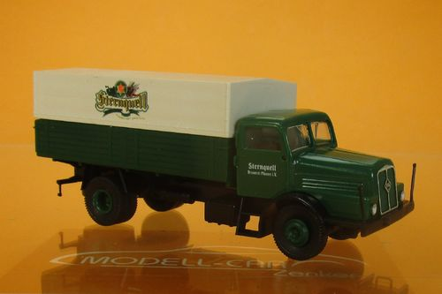 IFA H 6 PP-LKW Sternquell Scale 1:87