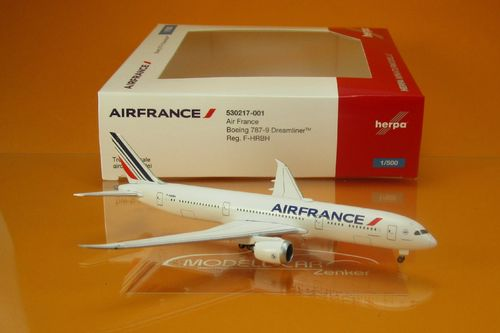 Air France Boeing 787-9 Dreamliner F-HRBH