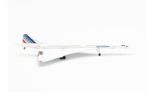Air France Concorde nose down F-BVFB 1:500