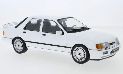 Ford Sierra Cosworth weiss Bj.1988 1:18