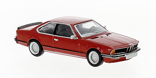 BMW 635 CSi Coupe (E24) rot 1:87