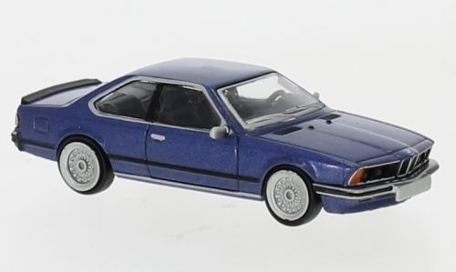 BMW 635 CSi Coupe (E24) blaumetallic 1:87