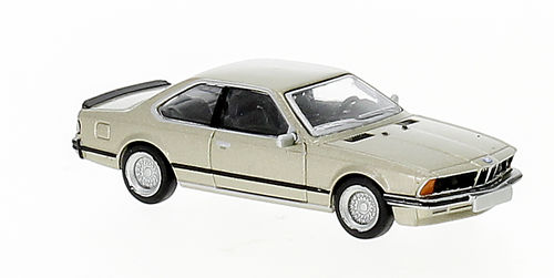 BMW 635 CSi Coupe (E24) goldmetallic 1:87