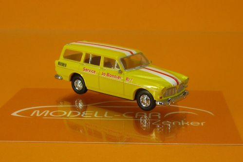 Volvo Amazon Kombi Jo Bonnier S 1:87