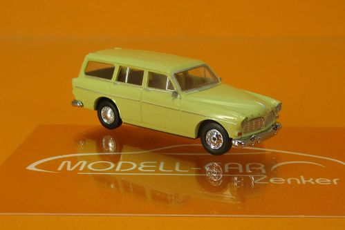 Volvo Amazon Kombi beige 1:87
