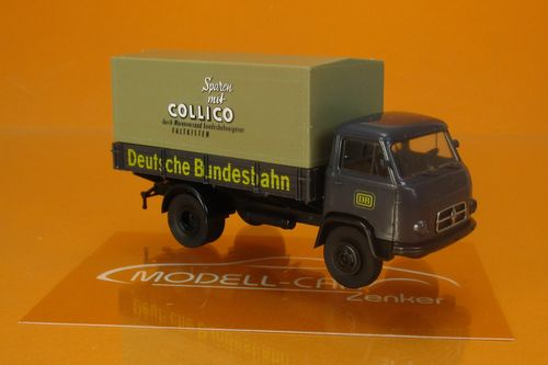 "Borgward B 655 ""Collico"" Deutsche Bundesbahn 1:87"