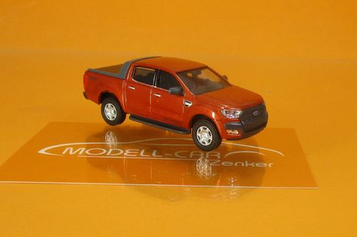Ford Ranger Wildtrak orangemet. 1:87