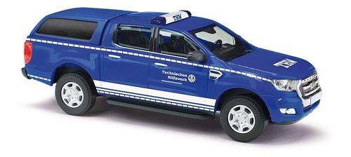 Ford Ranger Limited THW Donauwörth 1:87
